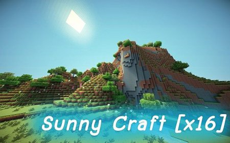 Скачать Sunny Craft для minecraft 1.8.1