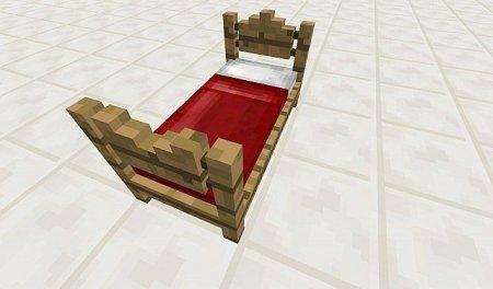 Скачать 3D Models for Default для minecraft 1.8.1