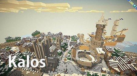 Скачать Kalos для minecraft 1.8.1