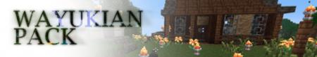 Скачать Wayukian для minecraft 1.8.1