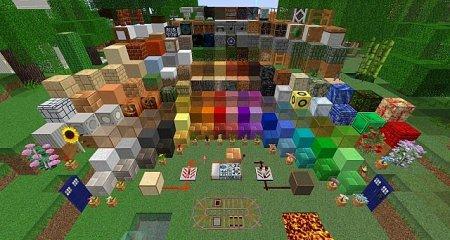 Скачать The Doctor Whovian [32x] для Minecraft