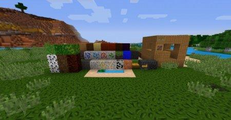 Скачать CharlokPack [32х] для Minecraft