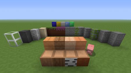 Скачать SimpleAsThat [8x] для Minecraft