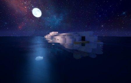 Скачать Luxury Submarine Boston 1000 для Minecraft