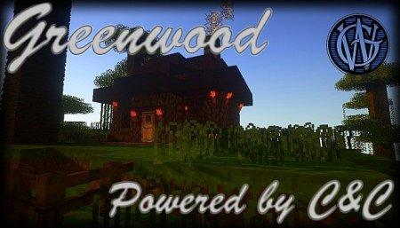 Скачать Greenwood Resource Pack для Minecraft 1.8