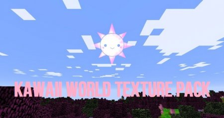 Скачать Kawaii World [16x] для Minecraft 1.8