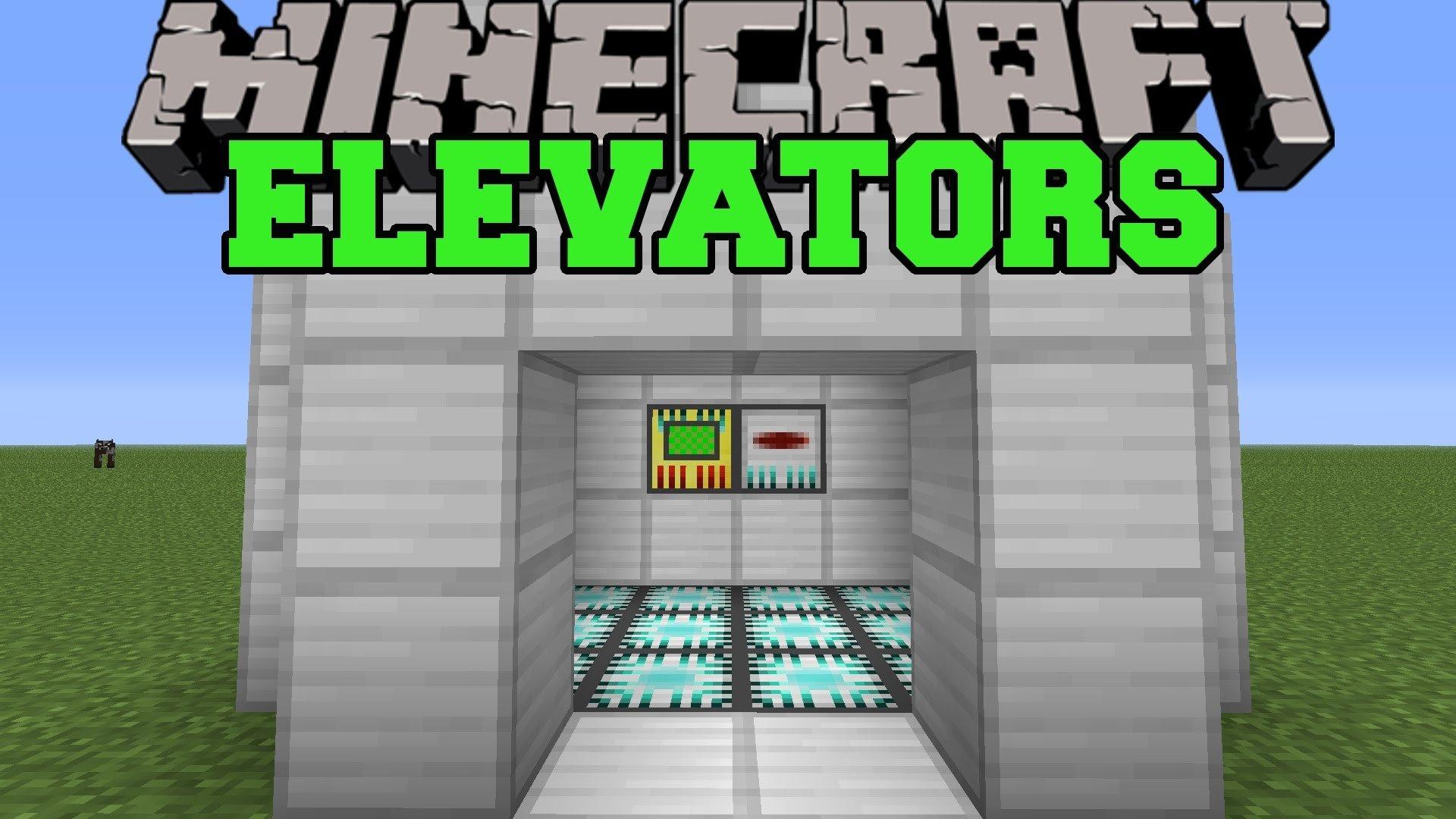 мод для создания предметов лифта в майнкрафт #2