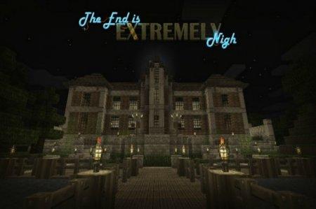 Скачать The End is Extremely Nigh [32x] для Minecraft 1.8