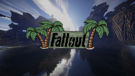 Скачать Fallout – Paradise [16x] для Minecraft 1.8