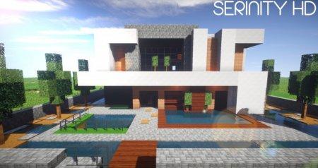 Скачать Serinity HD [64x] для Minecraft 1.8