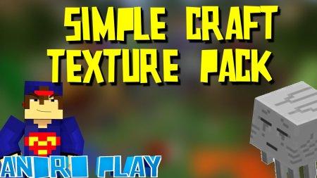 Скачать SimpleCraft [16x] для Minecraft 1.8