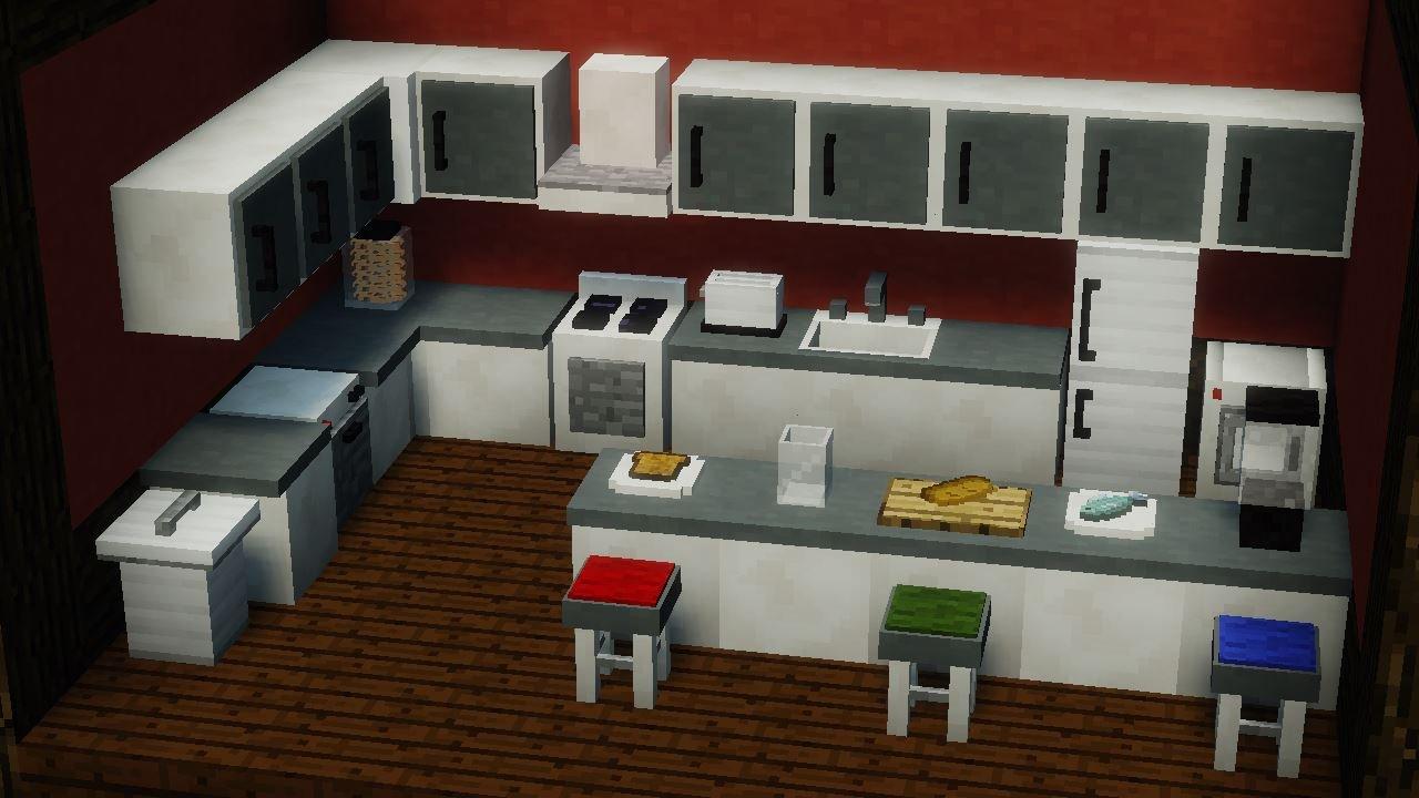 Minecraft Furniture Скачать