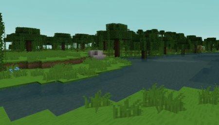 Скачать Xenocontendi [32x] для Minecraft 1.8