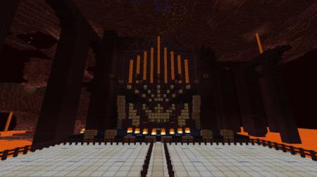 Скачать Nether Stage для Minecraft