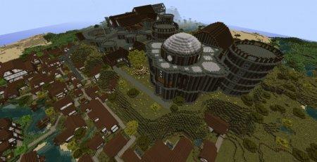 Скачать Thralkeld для Minecraft