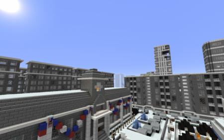 Скачать Frozen Apocalypse для Minecraft