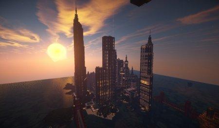 Скачать WUAT-City для Minecraft