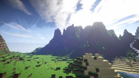 Скачать Landscape для Minecraft