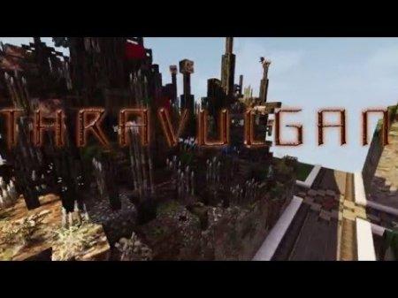 Скачать Orc camp - Thravulgan для Minecraft