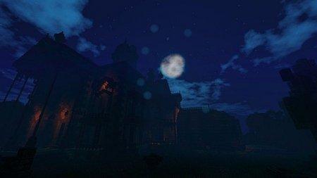 Скачать The Haunted Mansion для Minecraft