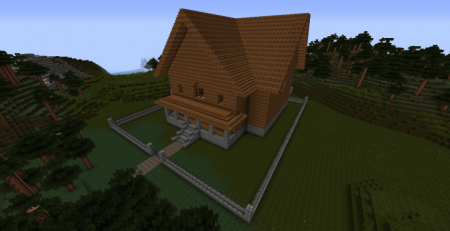 Скачать Joshua Murday's House для Minecraft