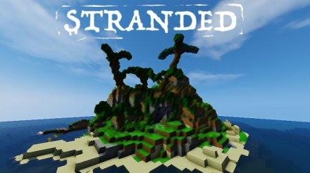 Скачать Stranded Island для Minecraft