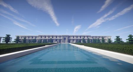 Скачать Quartz House для Minecraft