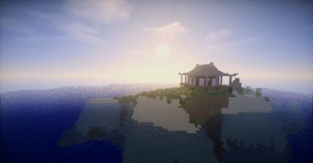 Скачать Survival Island V1.01 для Minecraft