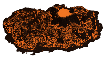 Скачать Ignis Montis - Custom Terrain для Minecraft