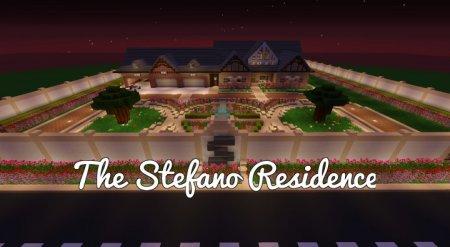 Скачать The Stefano Residence для Minecraft