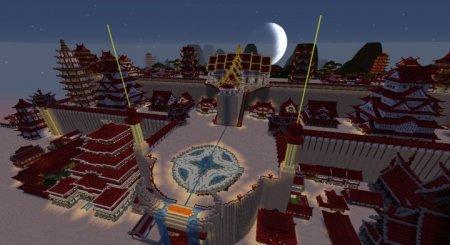 Скачать Xiaoland для Minecraft