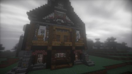 Скачать Rustic Manor для Minecraft