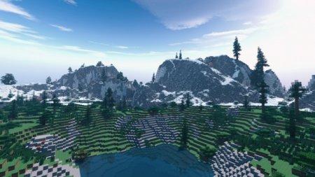 Скачать Rocky Shores для Minecraft