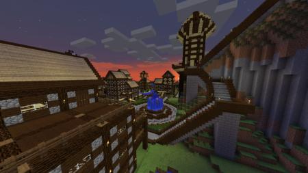 Скачать Village для Minecraft