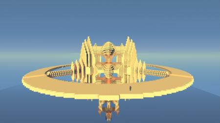 Скачать Athena Star Space Station для Minecraft
