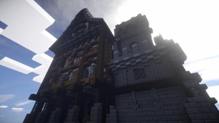 Скачать Fortress Manor для Minecraft