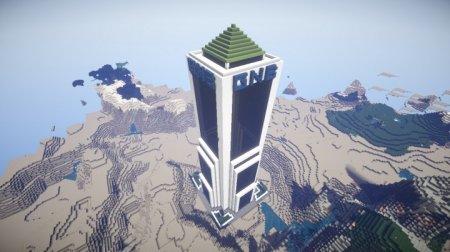 Скачать GNB Tower для Minecraft