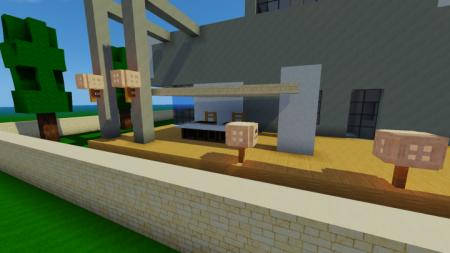 Скачать Epic Modern House для Minecraft