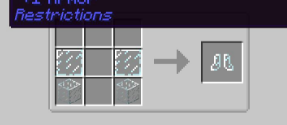 Скачать Restrictions для Minecraft 1.15.2