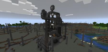 Скачать Darksteel для Minecraft 1.15