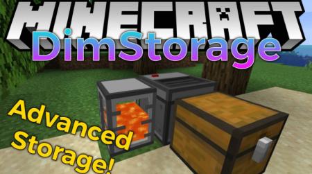 Скачать DimStorage для Minecraft 1.16.1