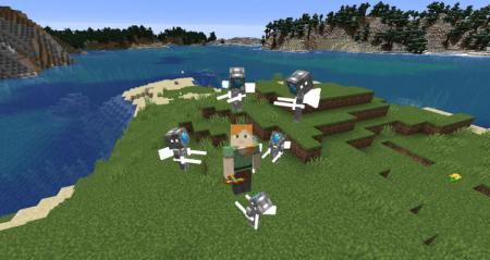 Скачать Summoning of the Conjurists для Minecraft 1.15