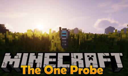 Скачать The One Probe для Minecraft 1.16.1
