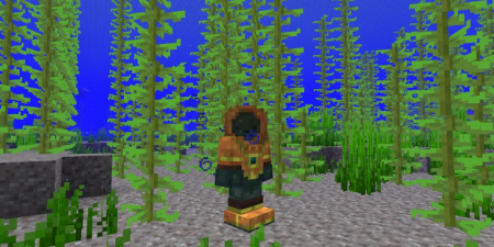 Скачать Scuba Gear для Minecraft 1.16.1