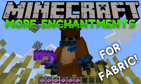 Скачать biom4st3r1's More Enchantments для Minecraft 1.16.1