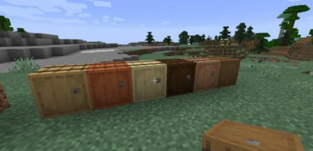 Скачать I Like Wood для Minecraft 1.16.2