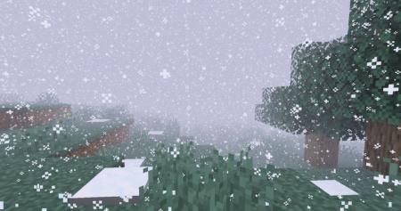 Скачать Primal Winter для Minecraft 1.15.2