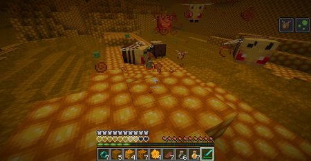 Скачать The Bumblezone для Minecraft 1.16.1