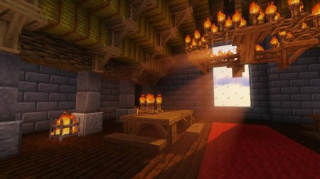 Скачать Decorative Blocks для Minecraft 1.15