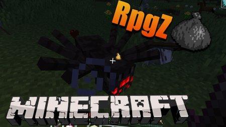 Скачать RpgZ для Minecraft 1.16.1